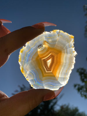Load image into Gallery viewer, Rainbow Iris Agate Slab