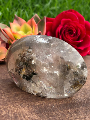 Load image into Gallery viewer, Tourmaline with Manifestation Included Quartz