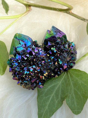 Galaxy Aura Spirit Quartz