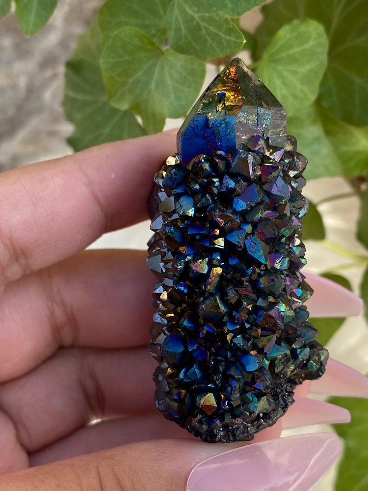 Dark Knight Aura Spirit Quartz