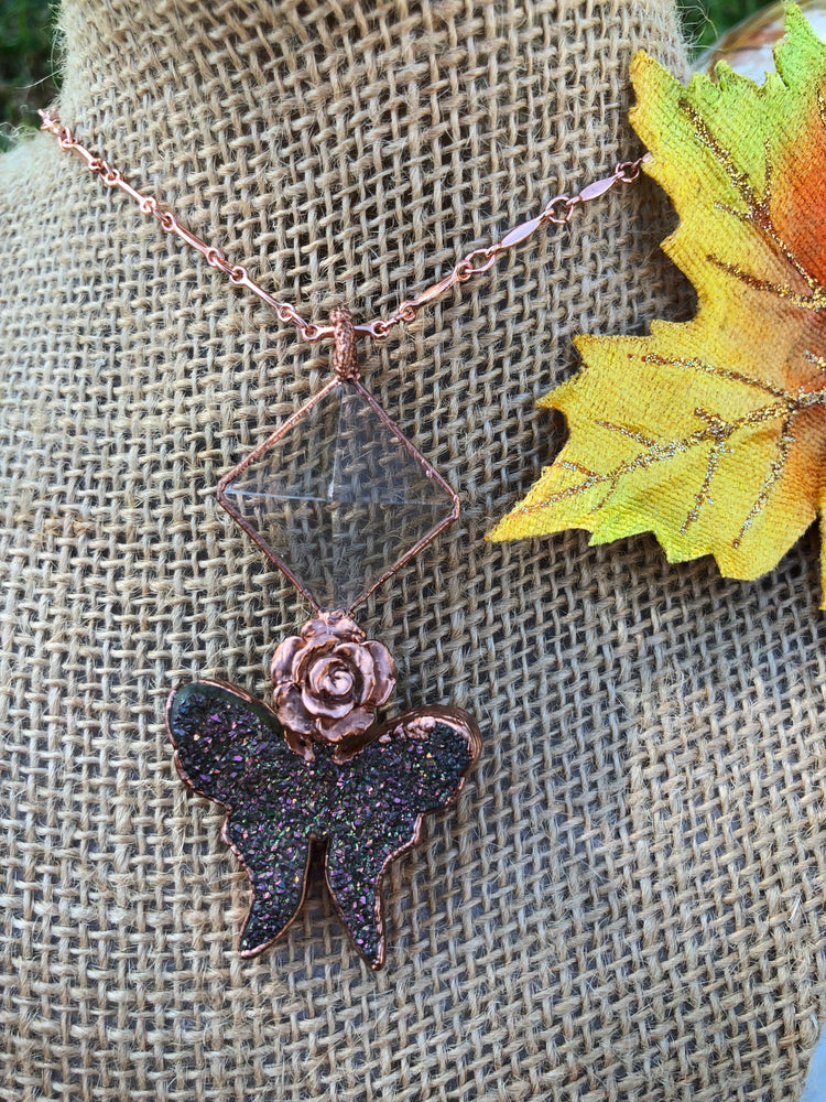 Luna Sun Catcher Necklace