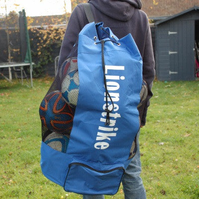 Lionstrike Lightweight Football Sack / Bag