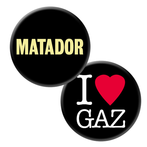 MATADOR BADGE SET