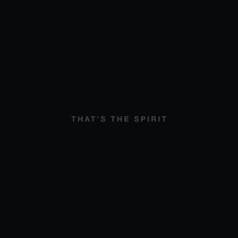 THAT'S THE SPIRIT CD ALBUM