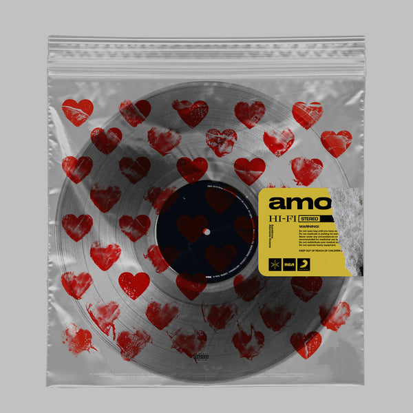 amo - transparent lp