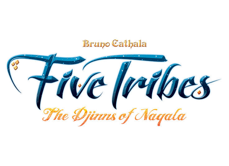 New Releases this week! Five Tribes and much more!