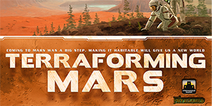 New Releases of the week! Terraforming Mars Prelude!