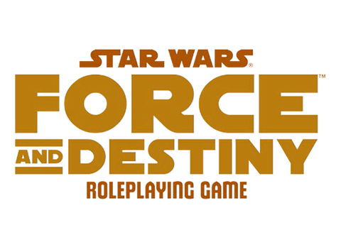 Star Wars Force and Destiny RPG