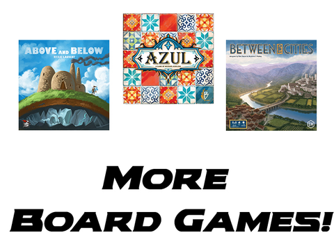 More Board Games!