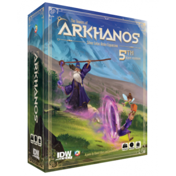 The Towers of Arkhanos 5th Player Expansion