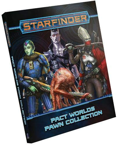 Starfinder Pawns Pact Worlds Pawn Collection