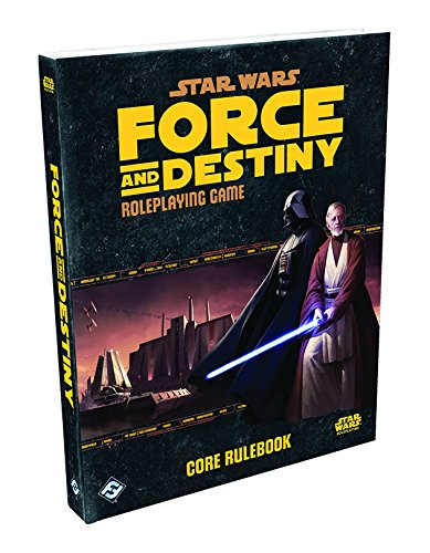 Star Wars Force and Destiny Core Rulebook