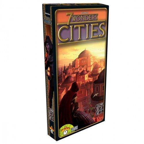 7 Wonders: Cities FR