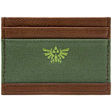 Nintendo - Zelda Card Holder Wallet