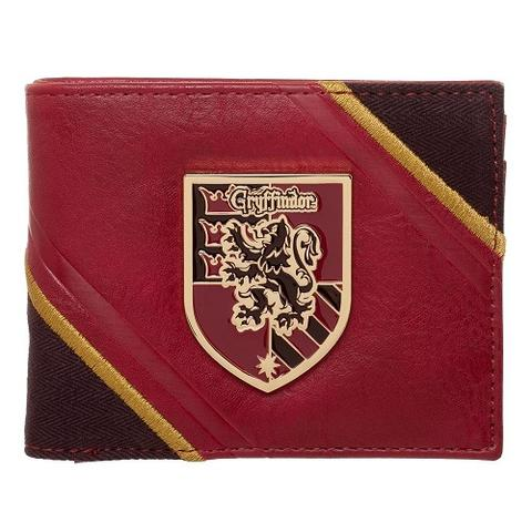 Harry Potter - Gryffindor Crest Bifold Wallet