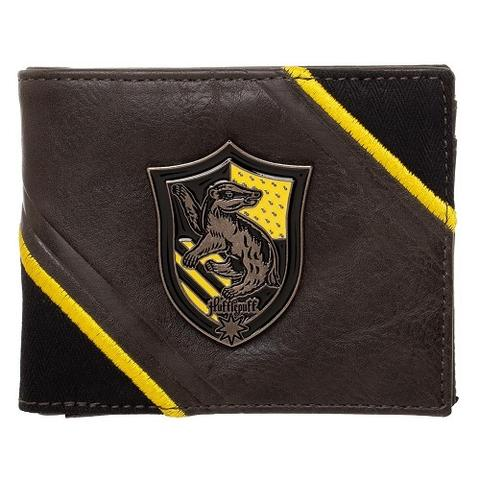 Harry Potter - Hufflepuff Crest Bifold Wallet
