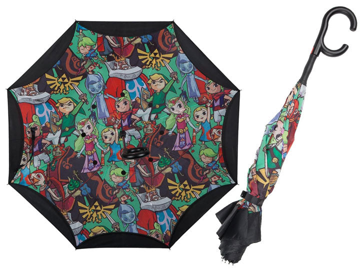 Nintendo - Zelda Underprint Umbrella