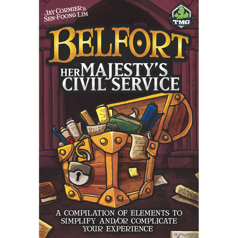 Belfort Her Majesty's Civil Service