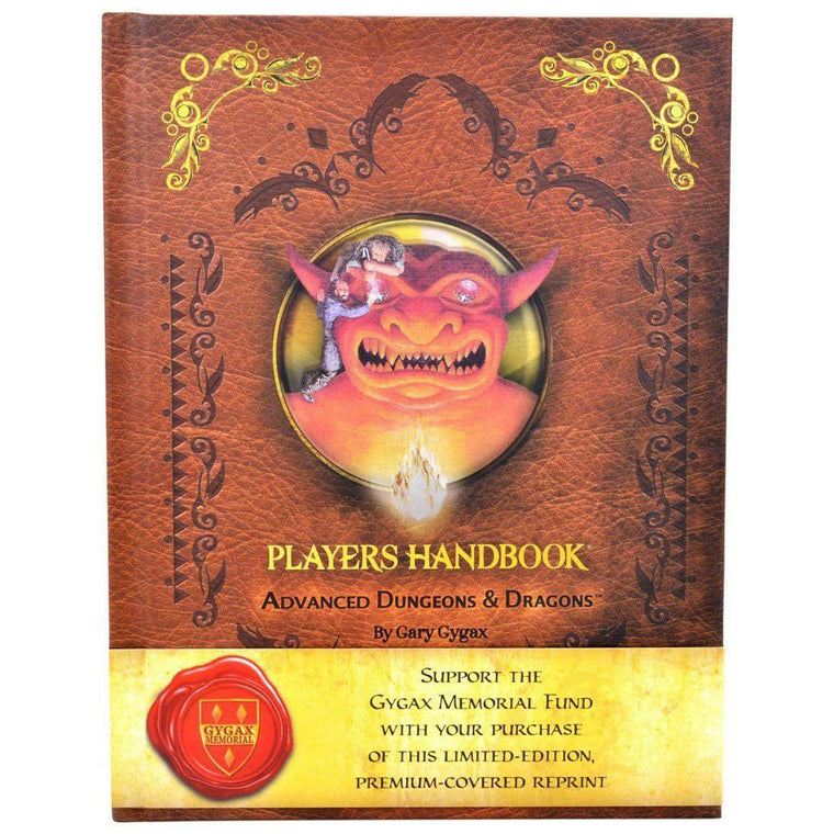 Advanced Dungeons & Dragons Players Handbook Premium Hardcover