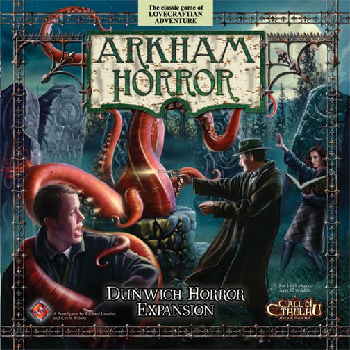 Arkham Horror Dunwich Horror