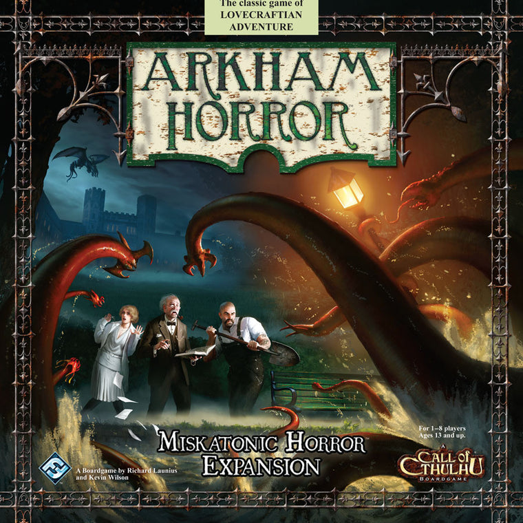 Arkham Horror Miskatonic Horror