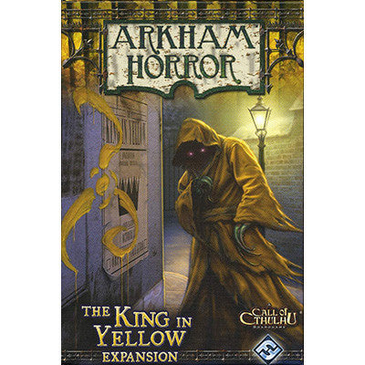 Arkham Horror The King in Yellow