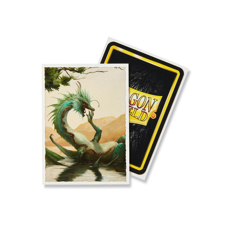 Dragon Shield Sleeves Matte Summer Dragon 100CT Standard Size