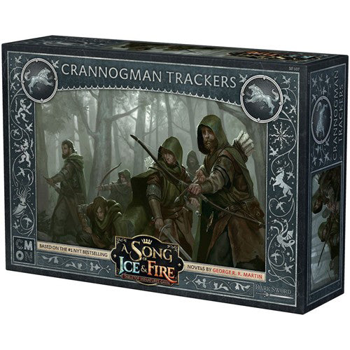 A Song of Ice & Fire: Tabletop Miniatures Game – Crannogman Trackers