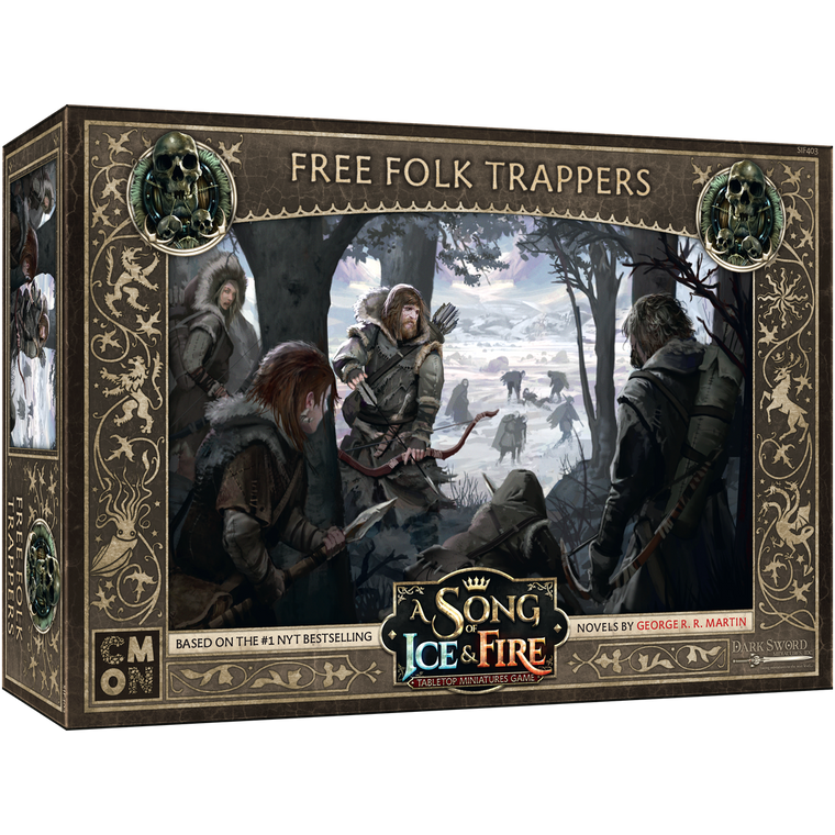 A Song of Ice & Fire Free Folk Trappers Unit