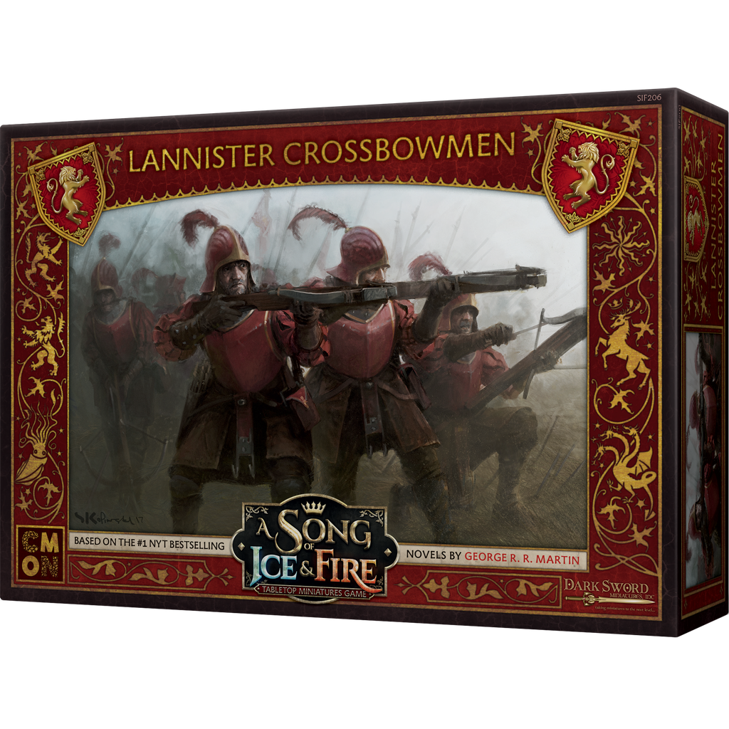 A Song of Ice & Fire Lannister Crossbowmen