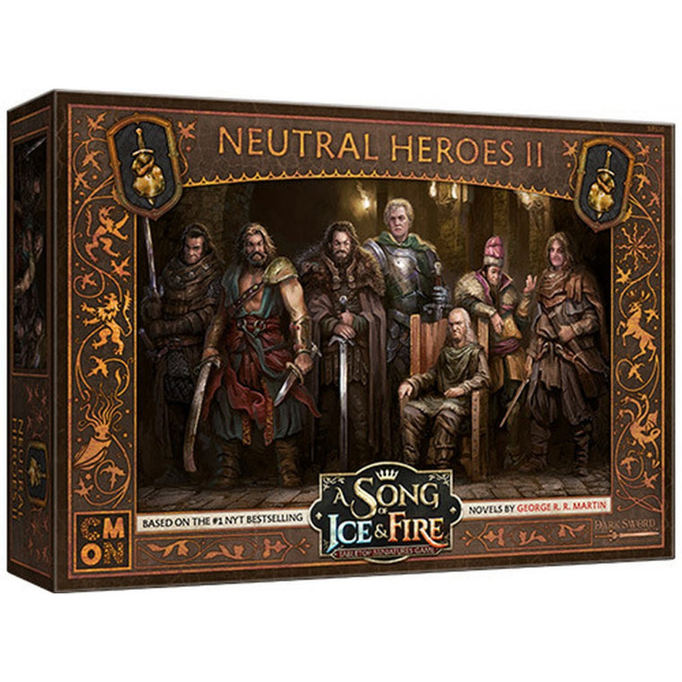 A Song of Ice & Fire Neutral Heroes 2