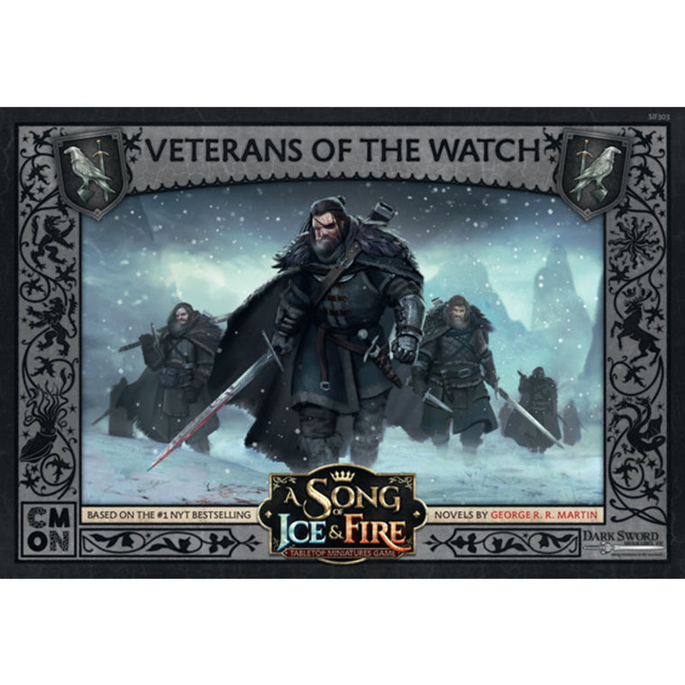 A Song of Ice & Fire Night's Veterans of the Watch