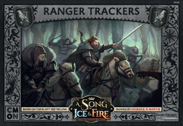 A Song of Ice & Fire Night's Watch Ranger Trackers