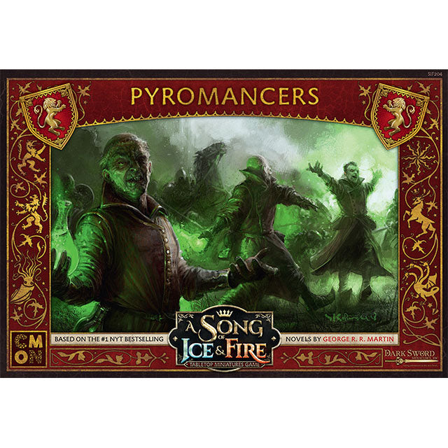 PRE-ORDER A Song of Ice & Fire Pyromancers
