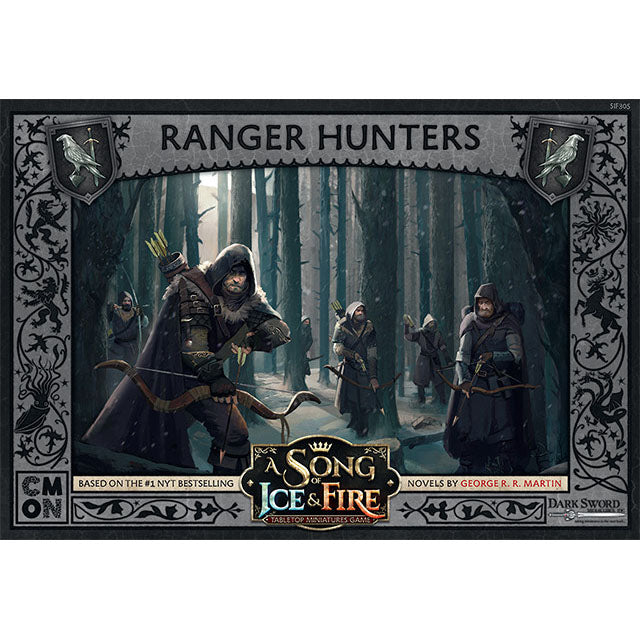 PRE-ORDER A Song of Ice & Fire Ranger Hunters