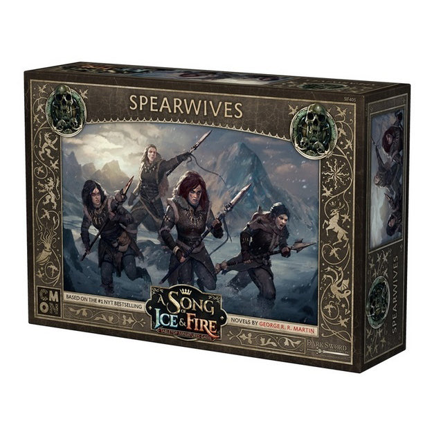 PRE-ORDER A Song of Ice & Fire Spearwives