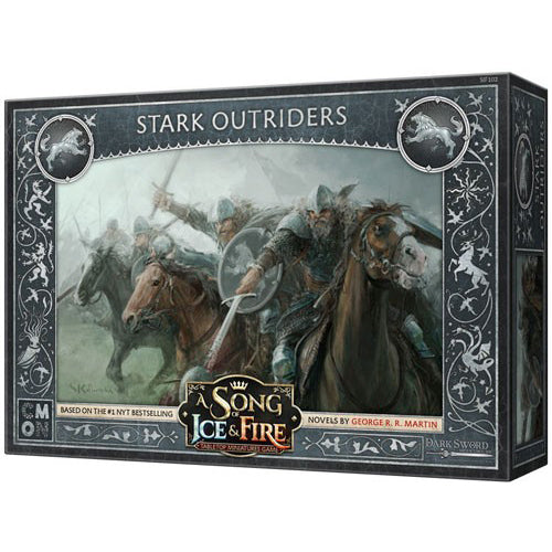 A Song of Ice & Fire Stark Outriders