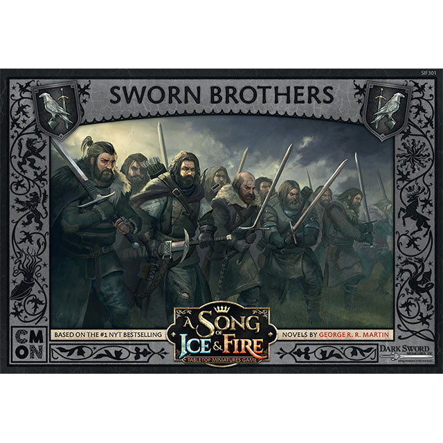PRE-ORDER A Song of Ice & Fire Sworn Brothers