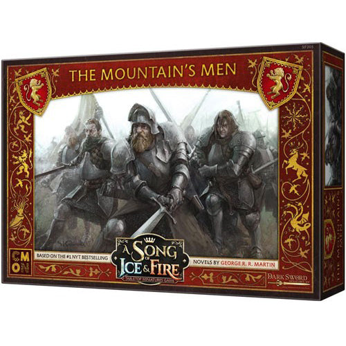 A Song of Ice & Fire: Tabletop Miniatures Game – The Mountain's Men