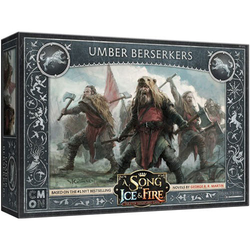 A Song of Ice & Fire Umber Beserkers