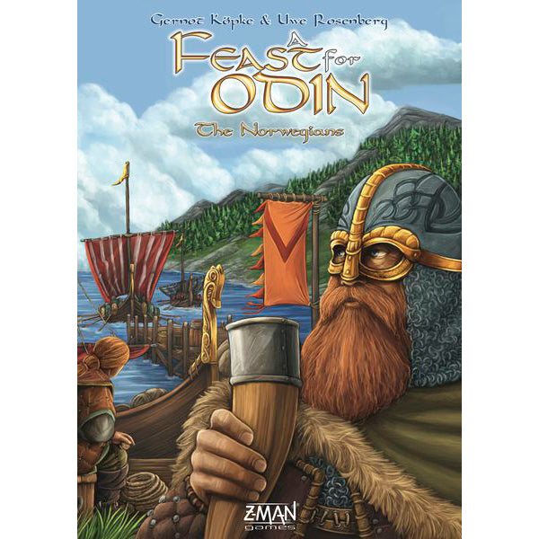 A Feast For Odin The Norwegians