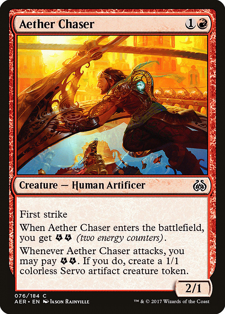 Aether Revolt Aether Chaser
