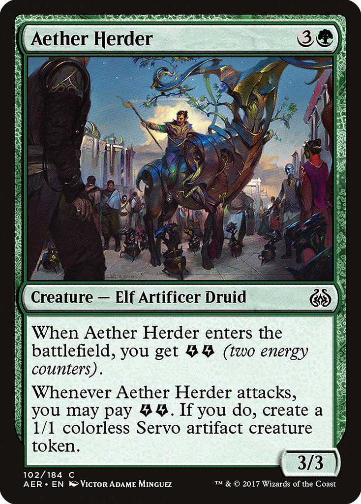 Aether Revolt Aether Herder