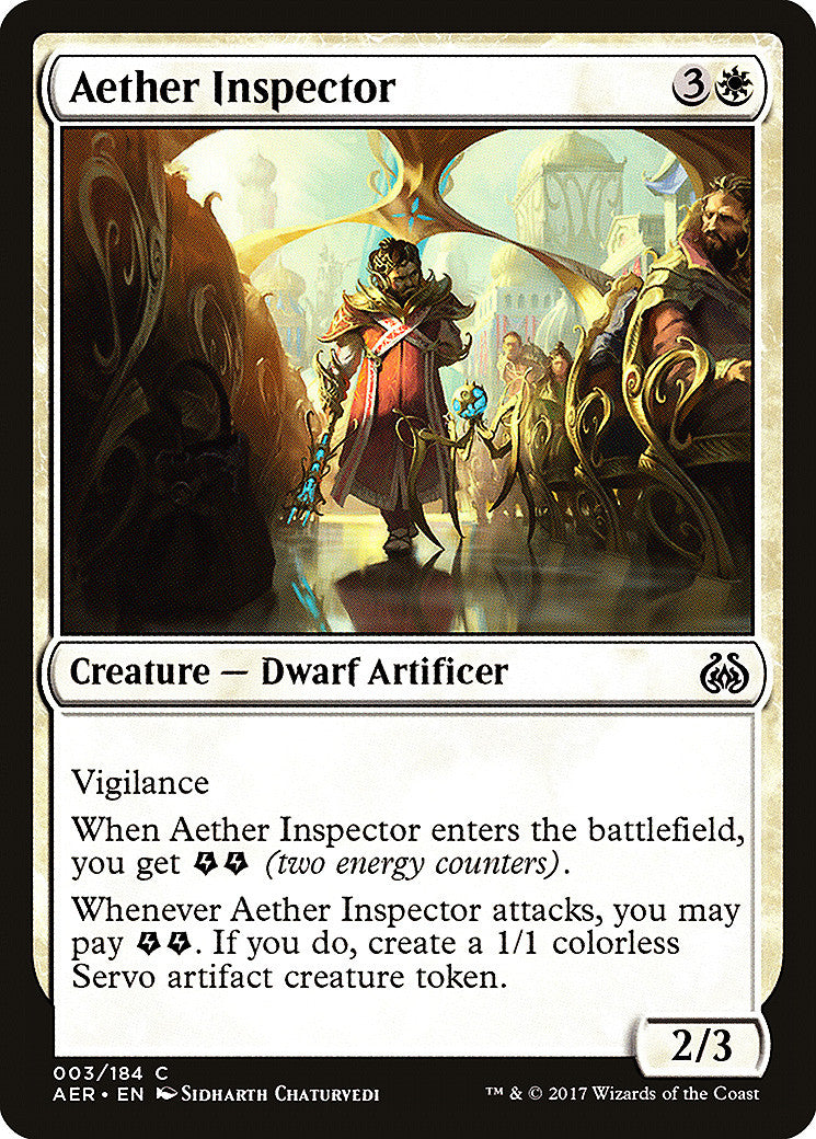 Aether Revolt Aether Inspector