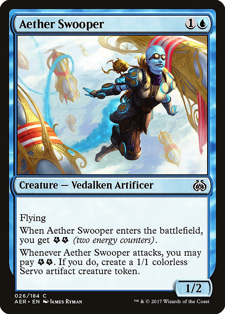 Aether Revolt Aether Swooper