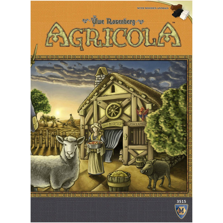 Agricola Revised Edition 2016