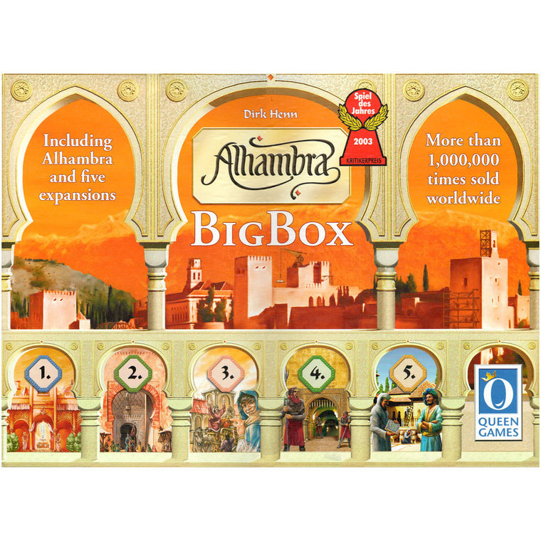 Alhambra Big Box Edition