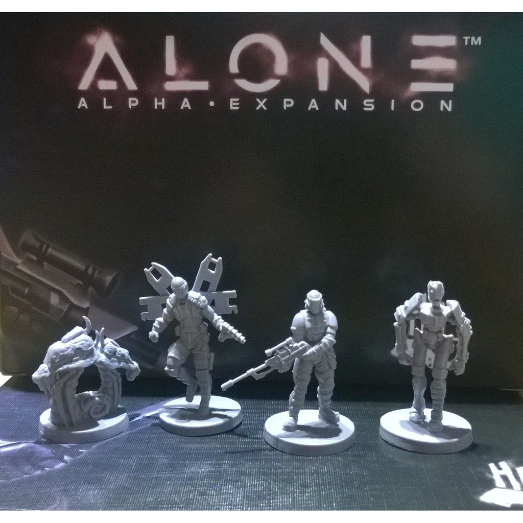 Alone: Alpha Expansion