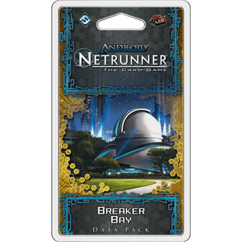 Android Netrunner LCG Breaker Bay Data Pack