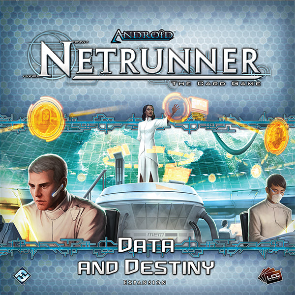 Android Netrunner LCG Data And Destiny Expansion